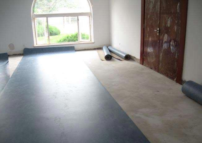济南塑胶地板铺设使用