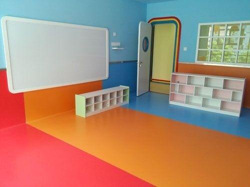 儿童塑胶地板为什么受欢迎