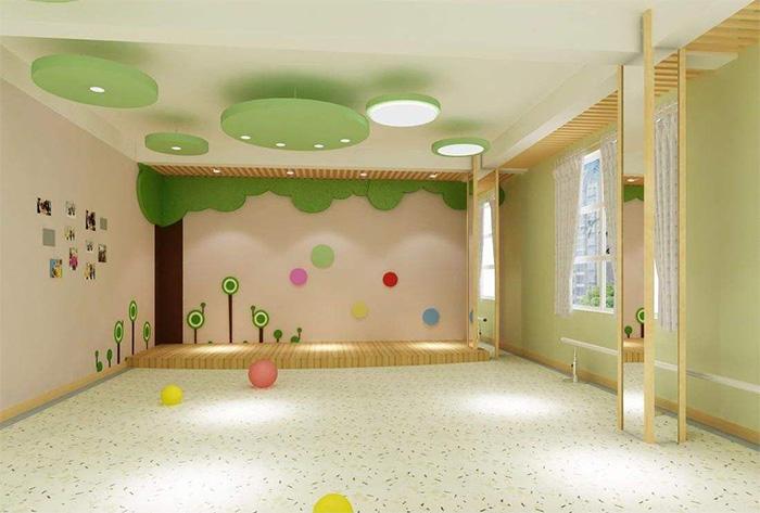 幼儿园塑胶地板每平米价格