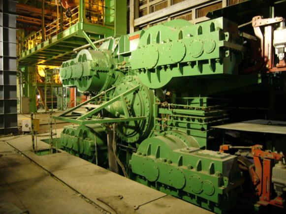 四川转炉混铁炉-转炉倾动减速机