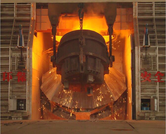 四川冶金备件-转炉炼钢设备