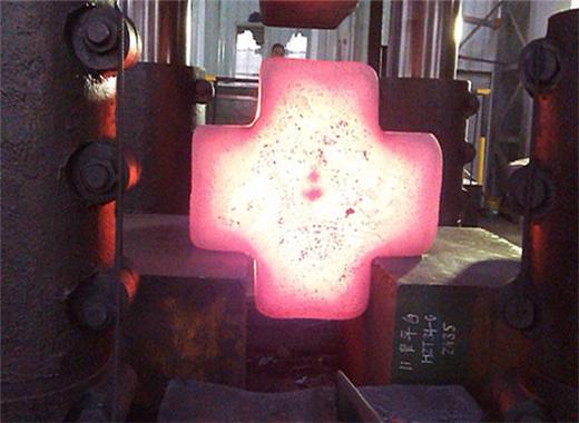 四川锻件压机产品十字架阀体
