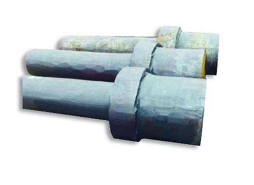 四川锻铸锤产品台阶轴