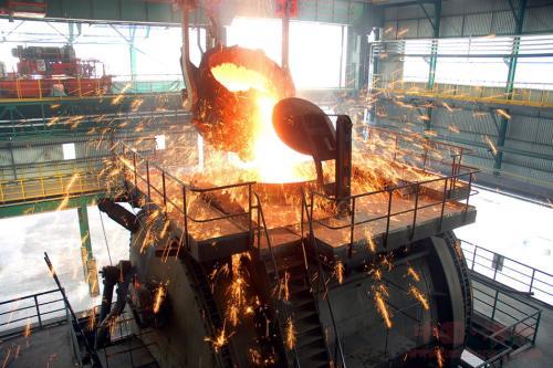 四川转炉混铁炉