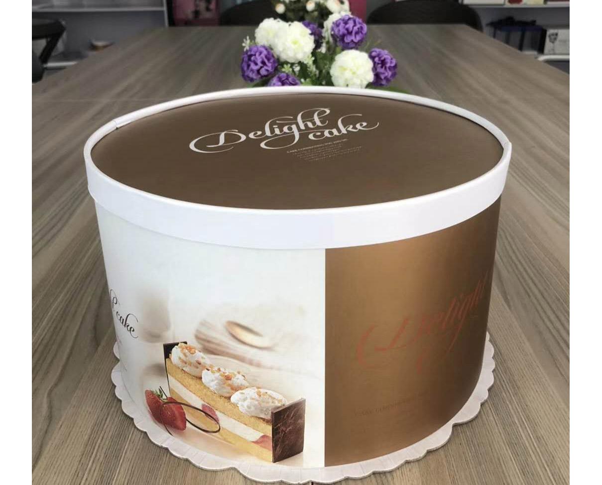 蛋糕盒设计价格