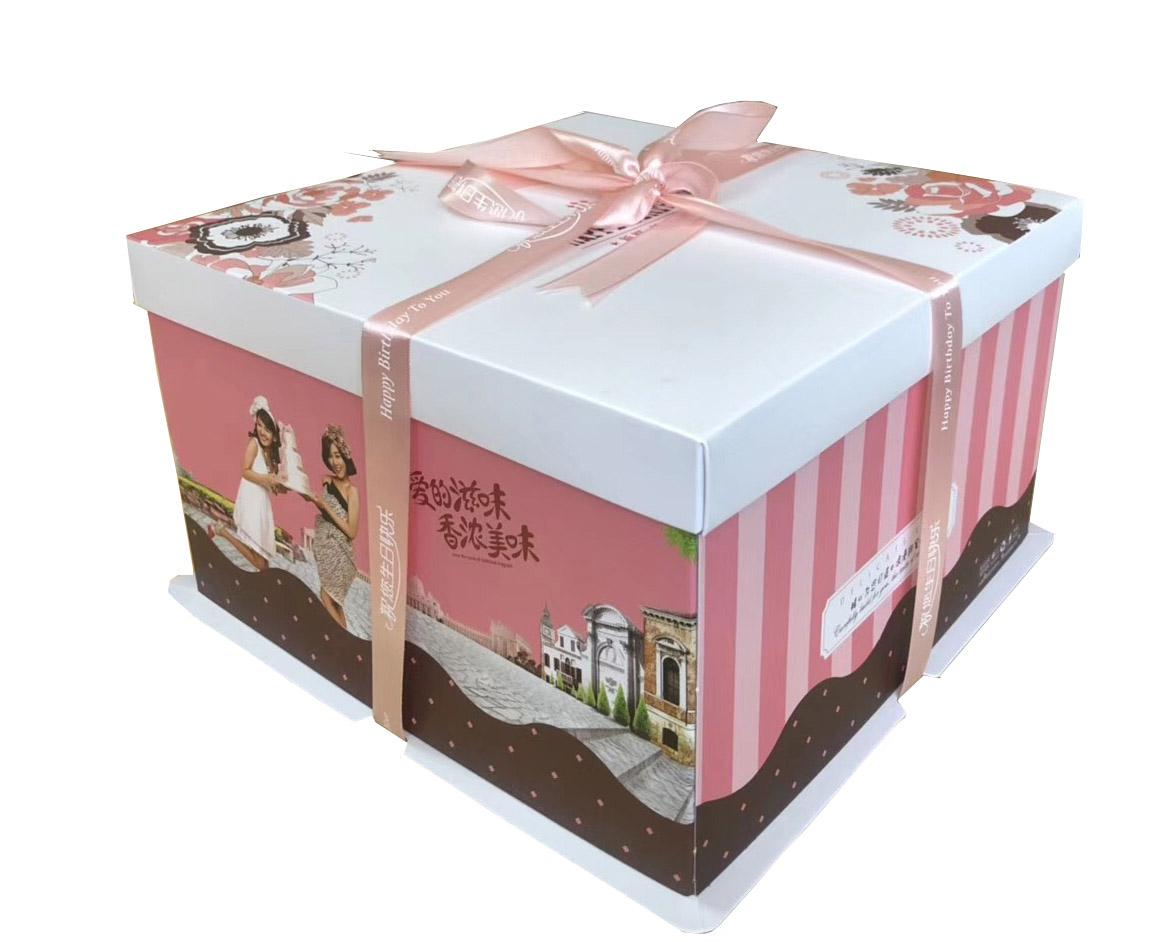 贵州蛋糕盒设计