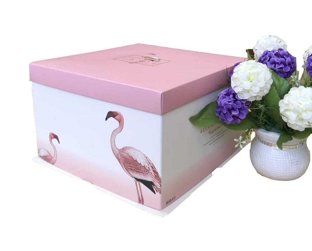 蛋糕盒设计