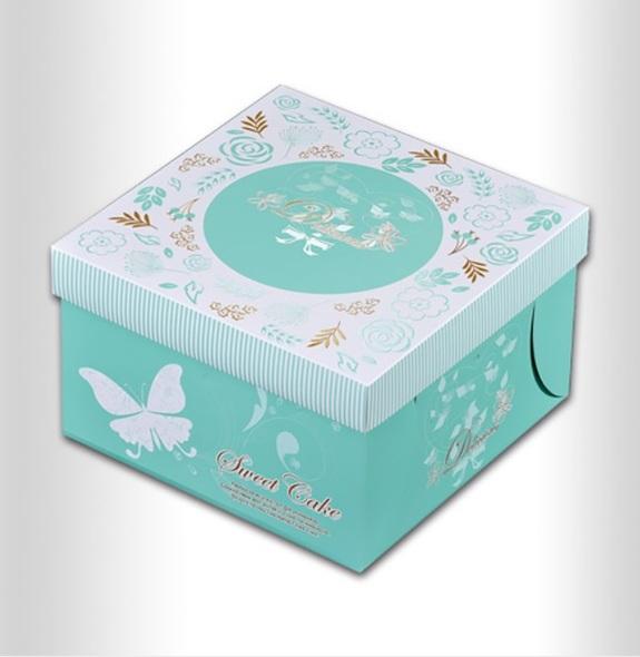 贵州生日蛋糕盒厂家普及蛋糕盒的设计