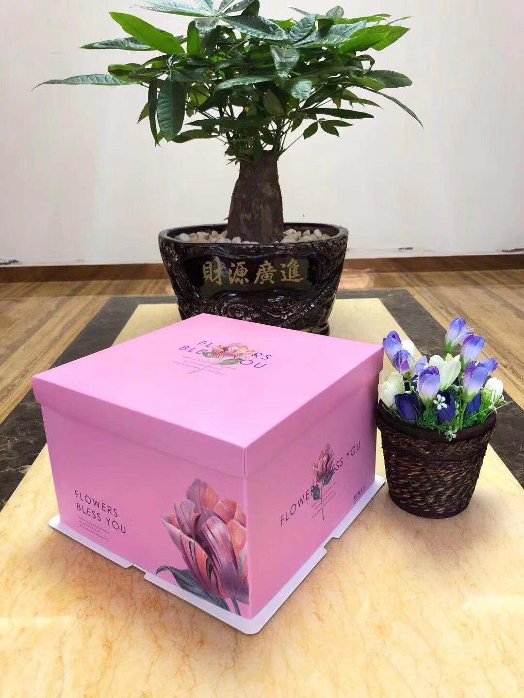贵州手提蛋糕盒案列