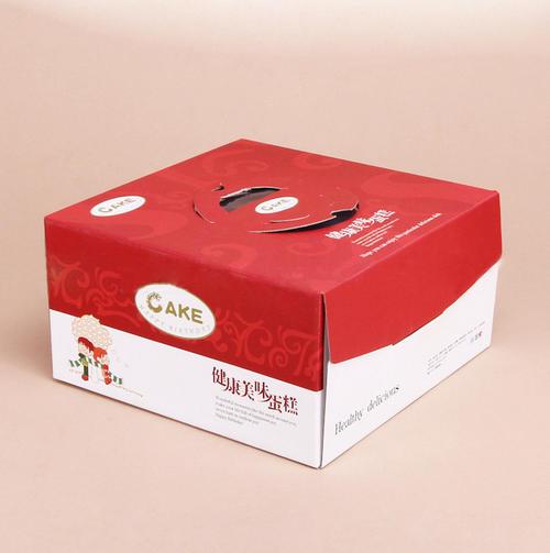 贵州蛋糕盒定制
