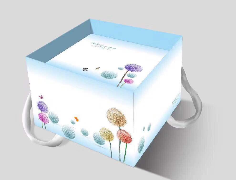 四川手提蛋糕盒设计技巧
