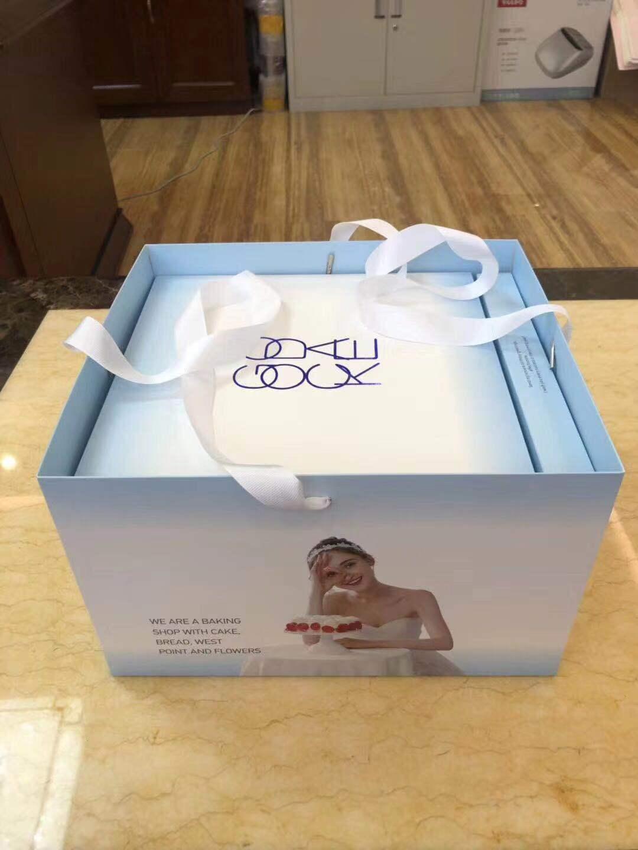 四川生日蛋糕盒