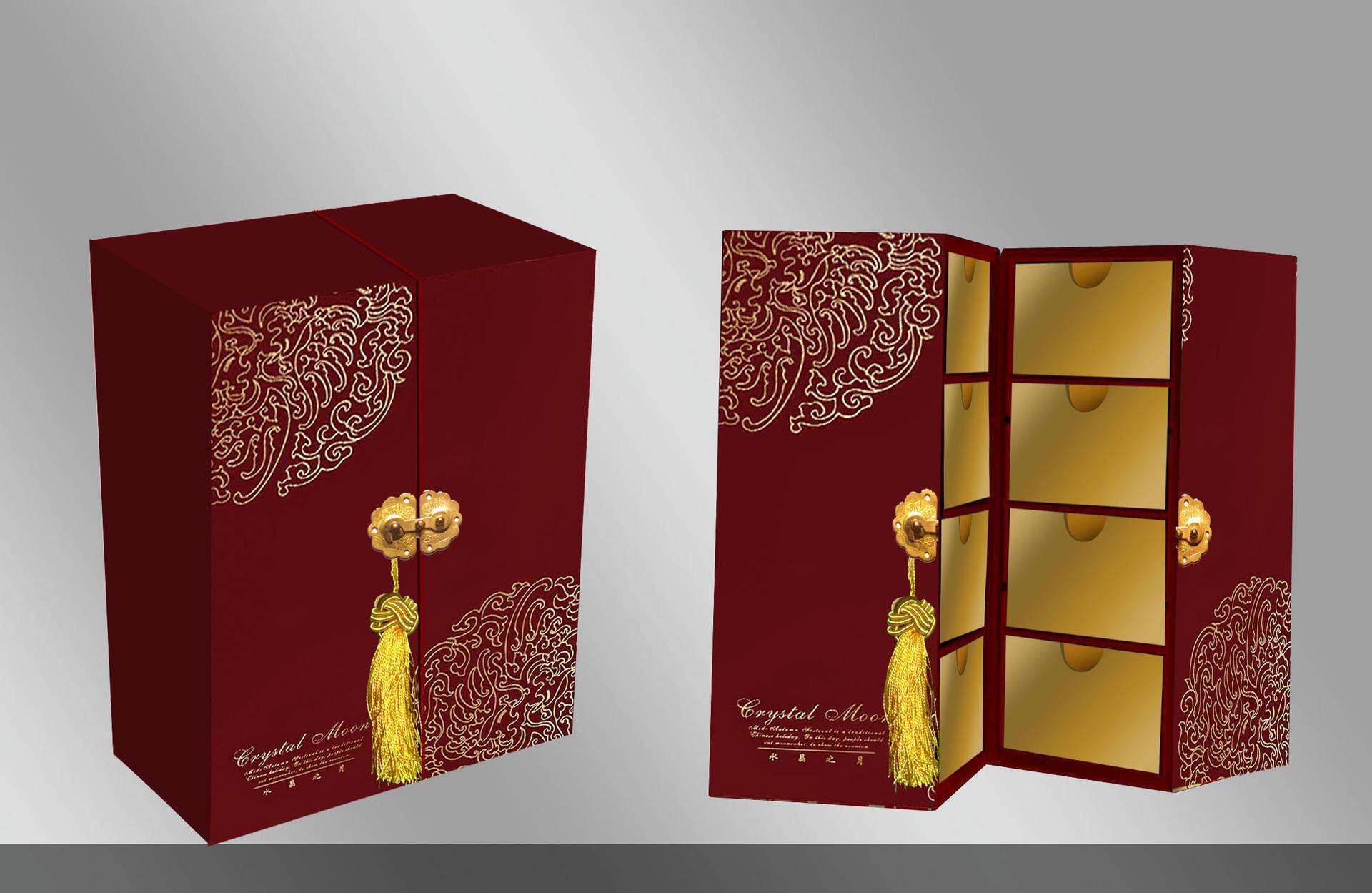 贵州月饼盒案例