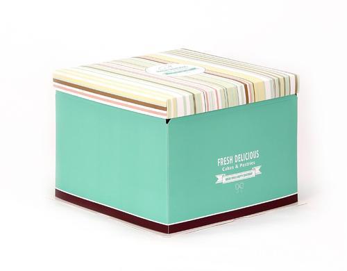 蛋糕盒定制