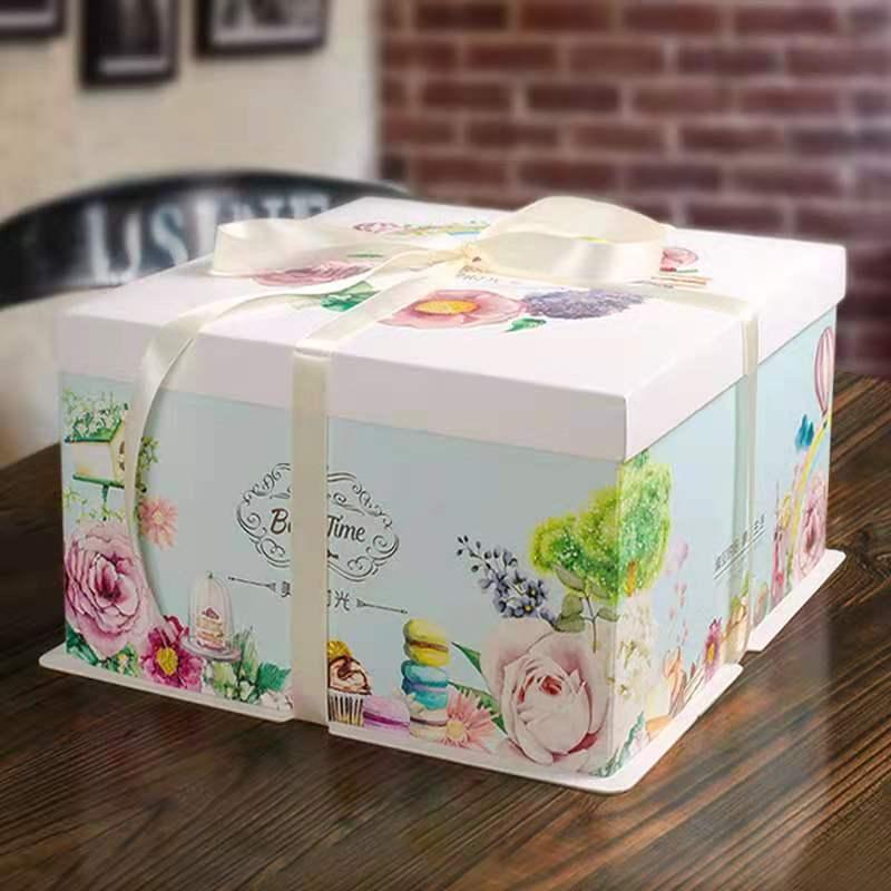 贵州生日蛋糕盒的材料选择