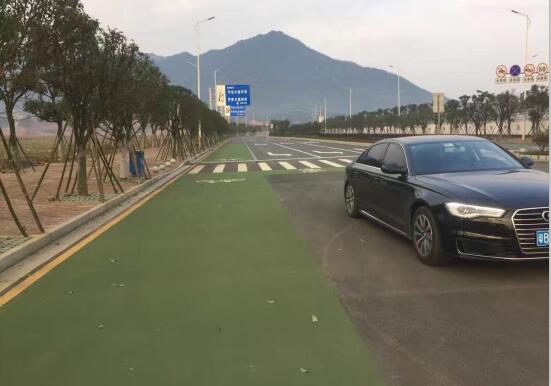 防滑路面设计