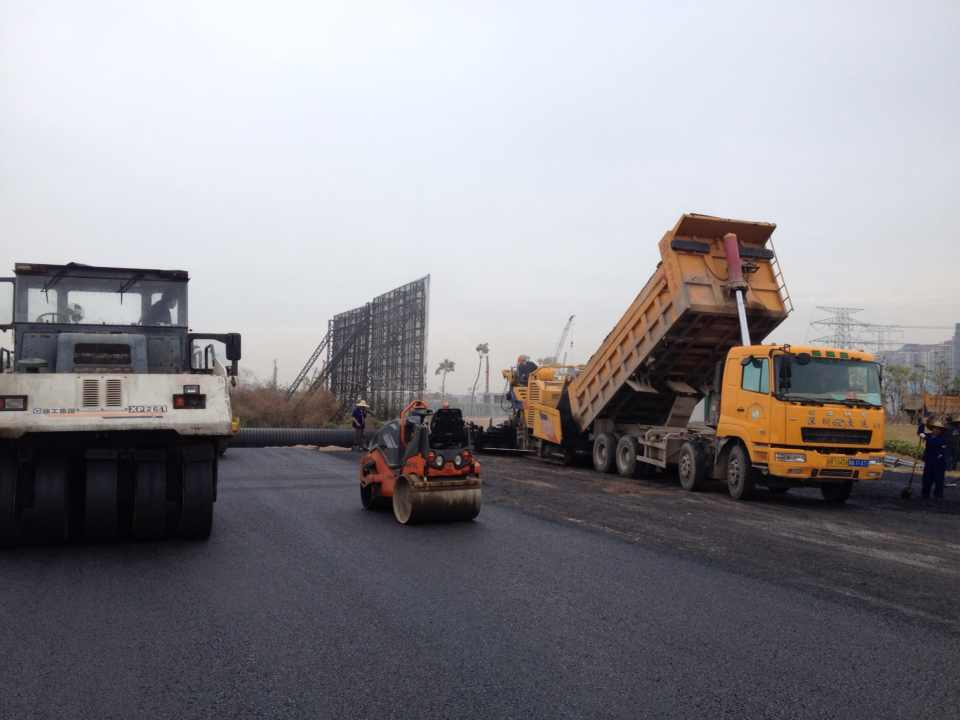 四川沥青路面施工厂家