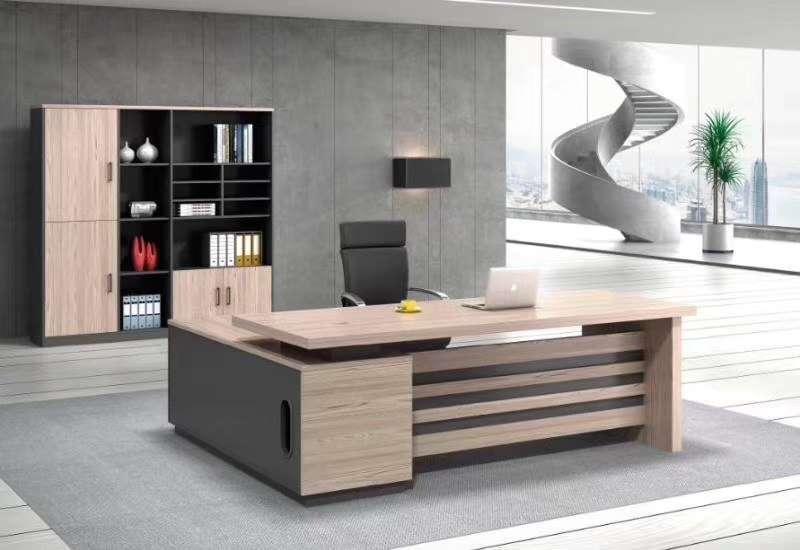 成都现代办公家具厂家对于时尚和简单的追求