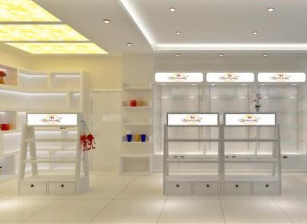 成都商場展櫃定製如何選擇材料與商家後期又如何進行搭配