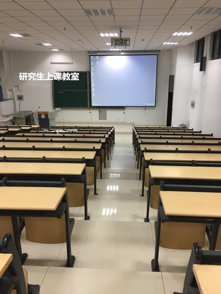 百步教育在職考研輔導上課環境