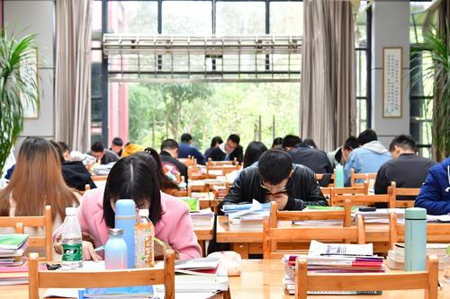 在職考研學習