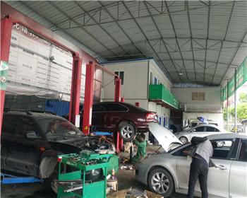 专业汽车修理厂家
