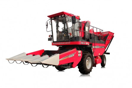 Muyang 4YZB-4 (560) self-propelled corn combine harvester 4YZB-6 self-propelled corn harvester