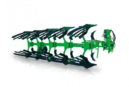 牧神1LFT550系列调幅翻转双向犁