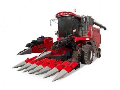 万象城娱乐送彩金684YZT-8型自走式玉米籽粒收获机