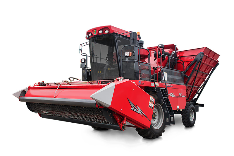 Animal husbandry 4JZ-3600 self-propelled pepper harvester