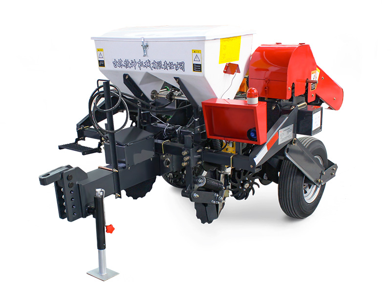 Mu Shen 2BMSFZ-2 No-Till Precision Fertilizer Seeder