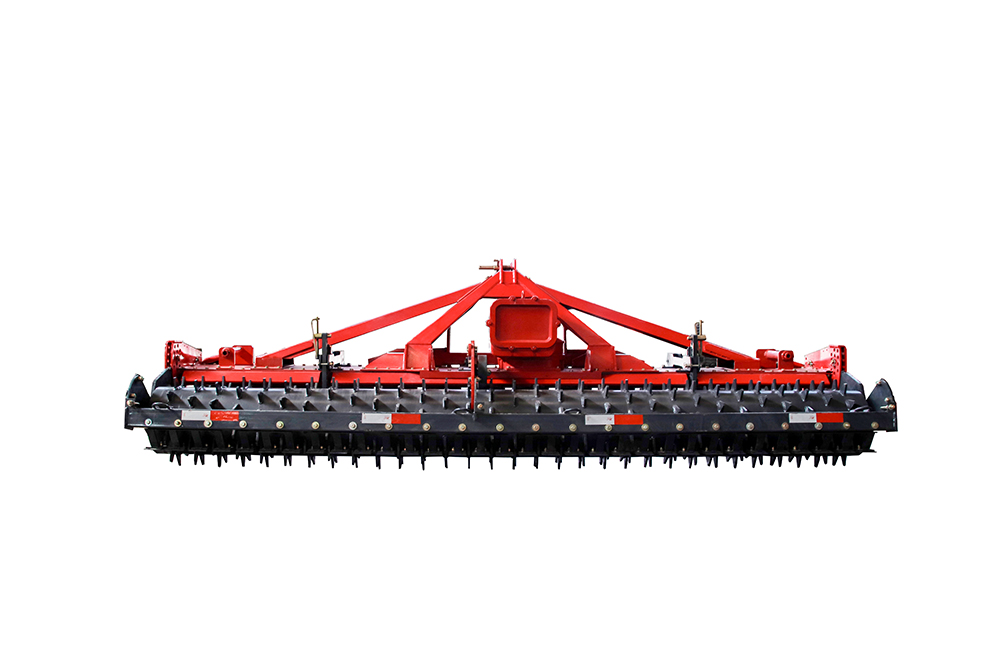 Mu Shen 1BX-4.0 power rotary harrow