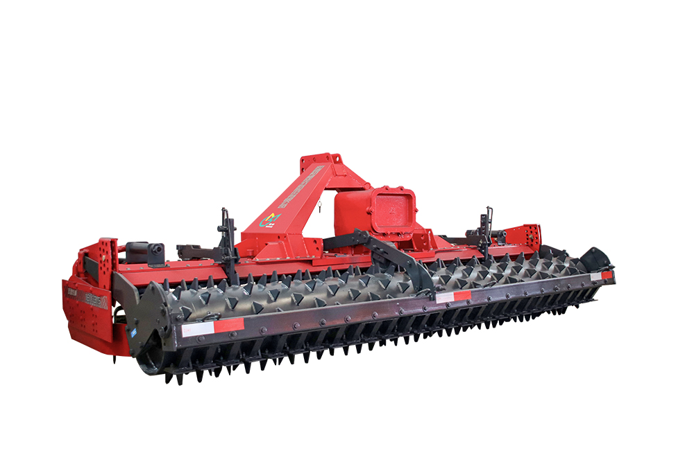 Mu Shen 1BX-3.5 power rotary harrow