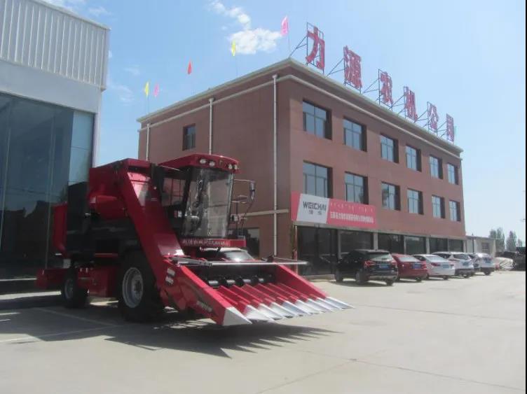 杨建设:助力中国农业现代化发展,打造农机综合服务公司