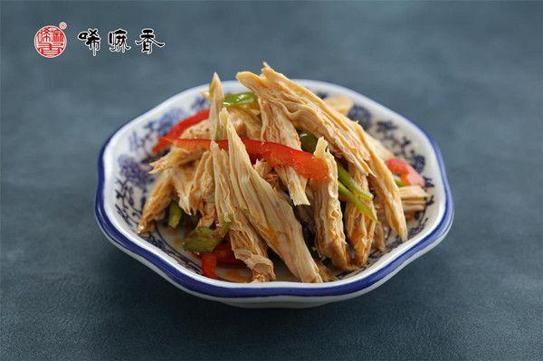 涼拌腐竹小菜