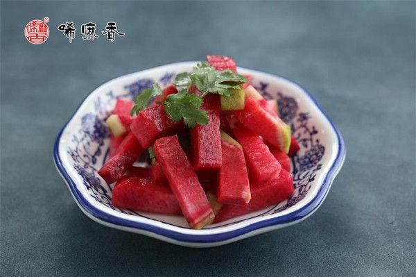 香脆萝卜小菜