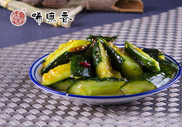 涼拌黃瓜小菜