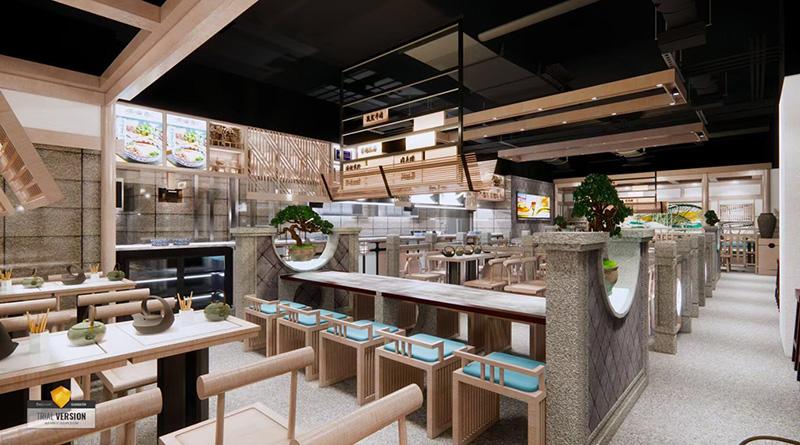 唏嘛香上海陆家嘴正大店,2020年收官之作准备开业