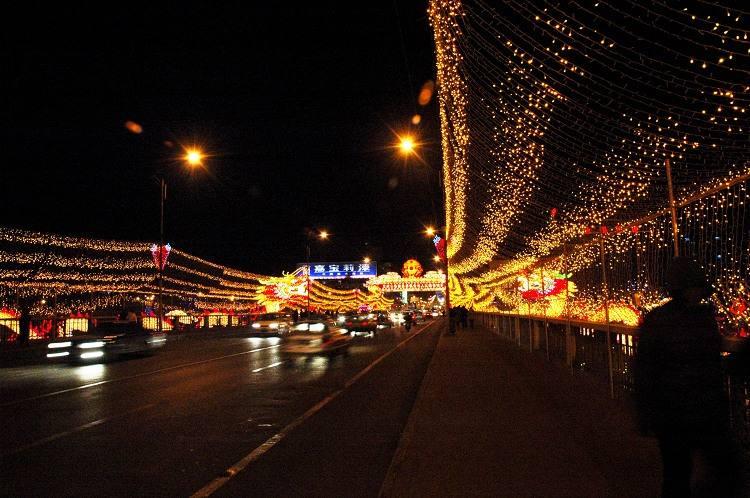 兰州道路照明-兰州亮化工程