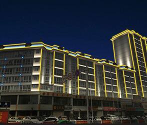 甘肃武威城市亮化工程
