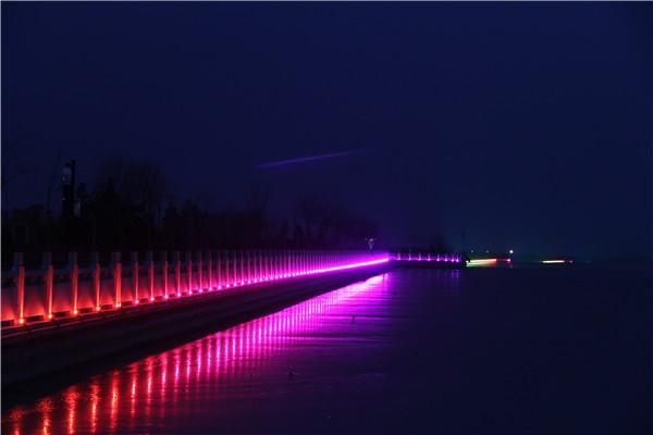 甘肃河道景观亮化工程