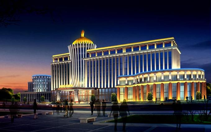鄂尔多斯川王府国际大酒店