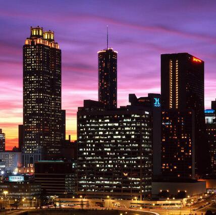 兰州高层住宅楼宇亮化设计