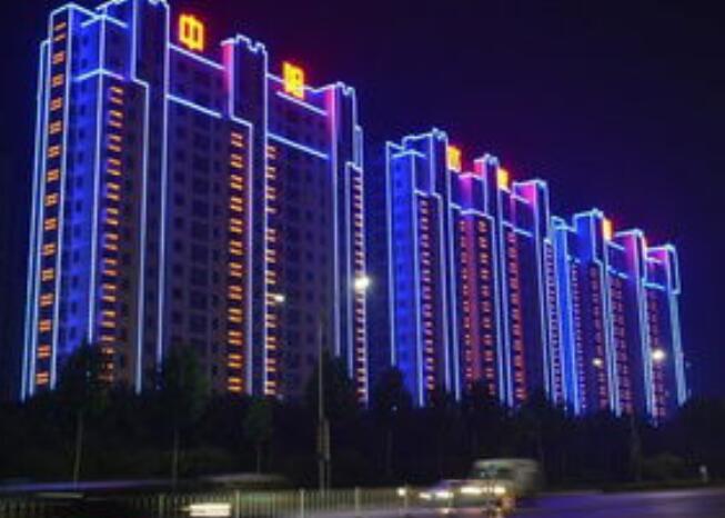庆祝70华诞,怎能少了兰州楼宇亮化呢?我们的缤纷会让你看到红红火火的70华诞