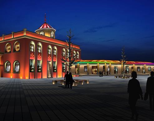 一个好的亮化工程可以带给楼宇哪些价值?