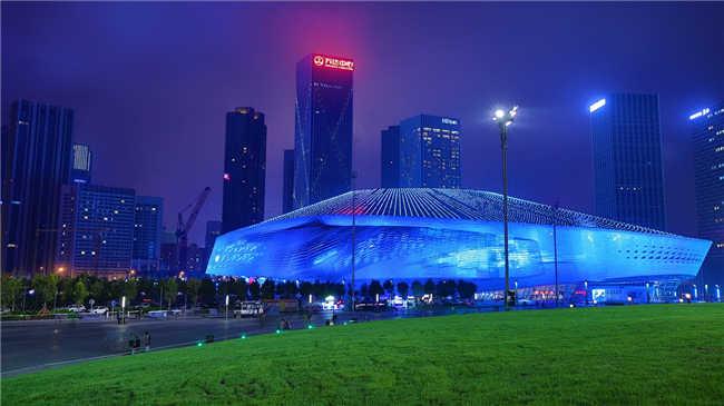 夜景亮化工程现在目前来看主要使用的亮化工程方法