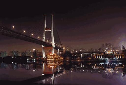 夜景亮化可不仅仅是装饰这么简单,看亮化工程的发展价值