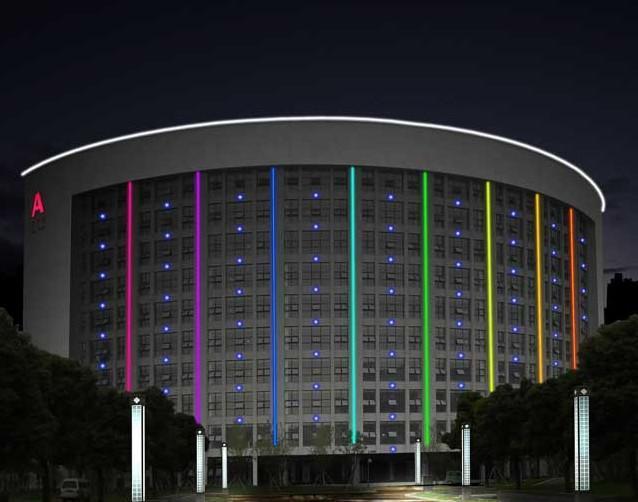 如何让楼宇亮化的发展更加的体现城市的夜景魅力呢