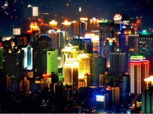"""城市景观亮化不能仅从""""亮""""度考虑,其中的原因是什么?"""
