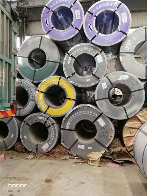 河南镀锌板生产